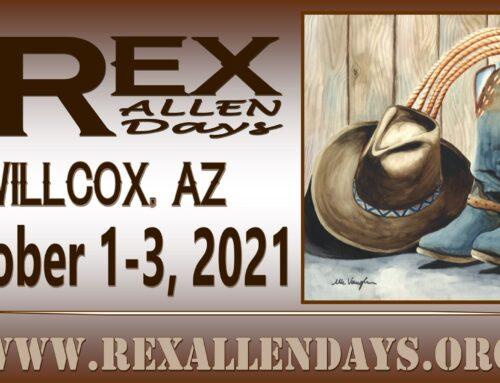 Rex Allen Days